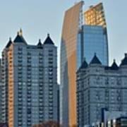 Atlanta Towers Poster