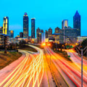 Atlanta - Usa Poster