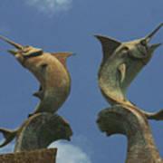 Atlantis Swordfish Poster