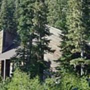 Aubrey Watzek Lodge Poster