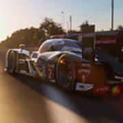 Audi R18 E-tron, Le Mans - 24  Poster