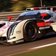 Audi R18 E-tron, Le Mans - 30 Poster