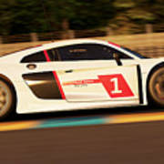 Audi R8 Lms - 04 Poster