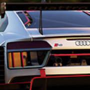 Audi R8 Lms - 06 Poster
