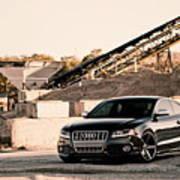 Audi S5 Poster