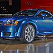 Audi Tt Poster