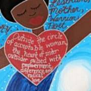 Audre Lorde Poster