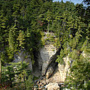 Ausable Chasm Poster