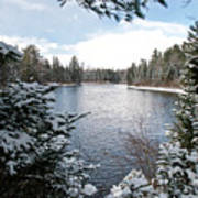Ausable River 4820 Poster