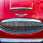 Austin-healey 3000mk II Poster