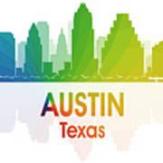Austin Tx Poster