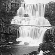 Australia: Waterfall Poster