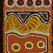 Australian Absract Poster