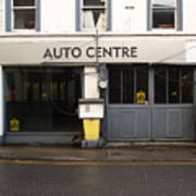 Auto Centre Poster