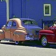Auto Oldies Poster
