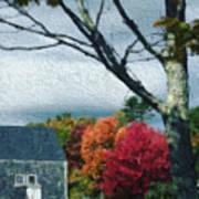 Autumn 1010 Poster