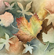 Autumn Again Poster