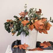 Autumn Arrangement Poster