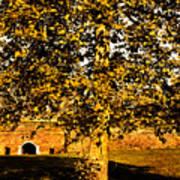 Autumn Boredom Poster