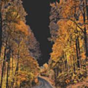 Autumn Drive 2 Poster