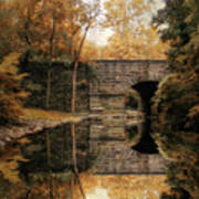 Autumn Echo Poster