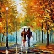 Autumn Elegy Poster