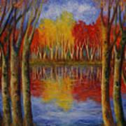 Autumn. Poster