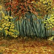 Autumn Hollow Poster