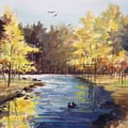Autumn Impressions Poster
