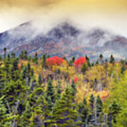 Autumn In Baxter State Park Maine Poster