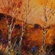 Autumn Landscape 45 Poster