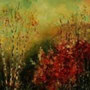 Autumn Lanfscape Poster