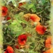 Autumn Masquerade Poster