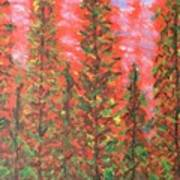 Autumn Vivaldi Poster