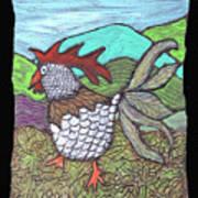 Autumn Strut Poster
