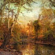 Autumnal Tones Poster