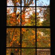 Autumn's Palette Poster by Joann Vitali
