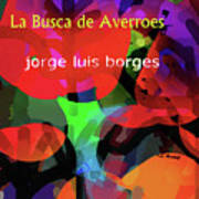 Averroes's Search Borges Poster Poster