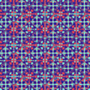 Azulejos Magic Pattern - 07 Poster
