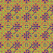 Azulejos Magic Pattern - 09 Poster
