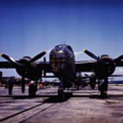 B-25 Bombers Poster