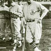 Babe Ruth All Stars Poster