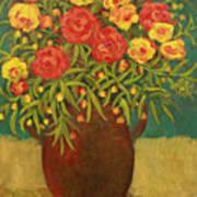 Babette's Bouquet Poster