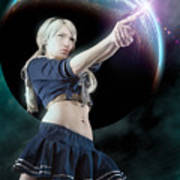 Baby Doll Shoots Back Poster