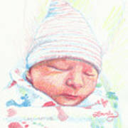 Baby James Poster