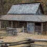 Backcountry Farm  Poster