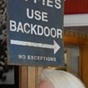Backdoor Poster