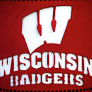 Badgers Poster