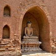Bagan, Burma Poster