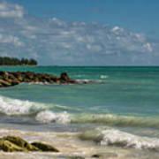 Bahamas Beach Poster